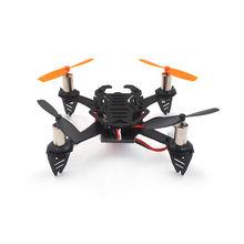 F110 Mini Drone Quadcopter CS360 FC R6DSM RX BNF Headless 360 Degrees Throw Fly PID Auto