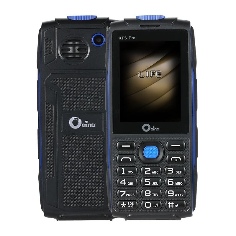 2017 Promotion OEINA XP6 Pro 4SIM Phone Quad Band Four SIM Card 4 SIM Bluetooth MP3