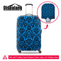 Blue Totem 3D Print Travel Luggage Cover Apply For 18-30inch Suitcase Elastic Luggage Protective Dust Cover Travel Accessories