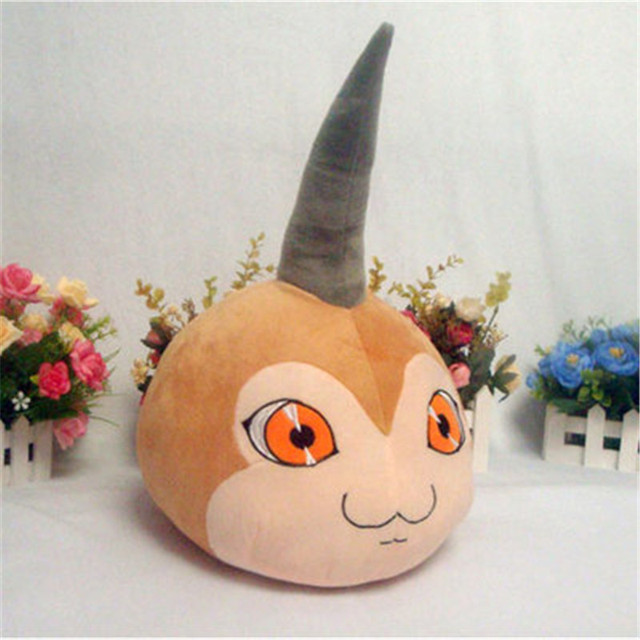 "[PCMOS] Digital Monster Digimon Adventure 10"" Tunomon Plush Toy Stuffed Doll 16030123"