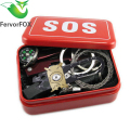 New Emergency Equipment SOS Kit Car Earthquake Emergency Supplies SOS Outdoor Camping Survival Tool Survival Gear