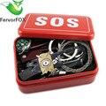 Novo Equipamento De Emergência Carro Kit Terremoto Suprimentos de Emergência SOS SOS Sobrevivência Acampamento Ao Ar Livre Ferramenta de Sobrevivência Engrenagem