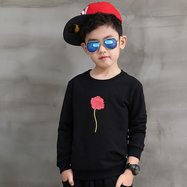 Pioneer Kids 2016 New Arrival Promotion Dinosaur for Autumn Boys Shirts Clothes Children Clothing Shirt Longsleeve Brand clothes