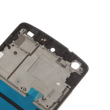 Wholesale 10pcs/lot Original for LG Google Nexus 5 D820 Screen LCD Supporting Middle Frame Front Bezel Housing Replacement