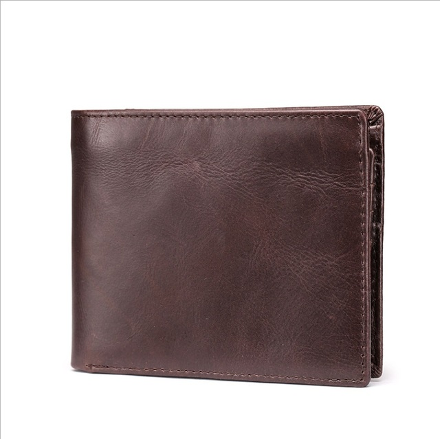 Men's Vintage Leather Wallet