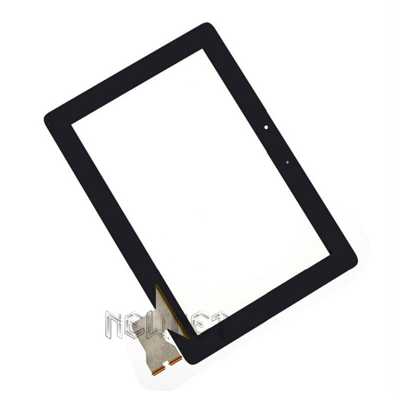 New Black Touch Screen Digitizer Panel Glass Lens Touchscreen For ASUS ME302 Replacment Parts Repair Free Shipping touch screen glass panel for mt508tv 5wv repair new