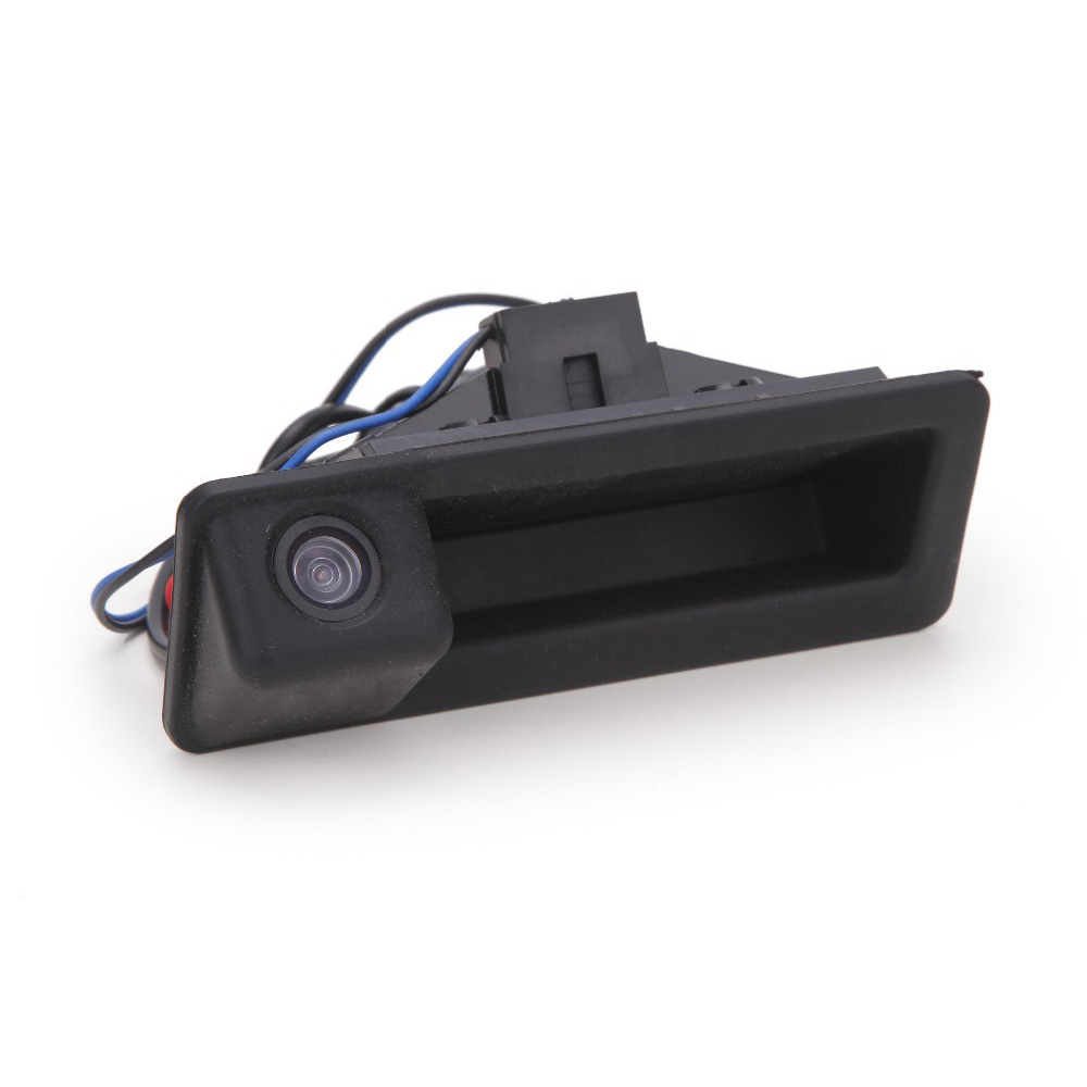 CCD HD car rearview reverse parking camera for BMW 3 Series 5 Series BMW X5 X6 X1 E60 E61 E70 E71 E72 E82 E88 E90 E91 E92 E93