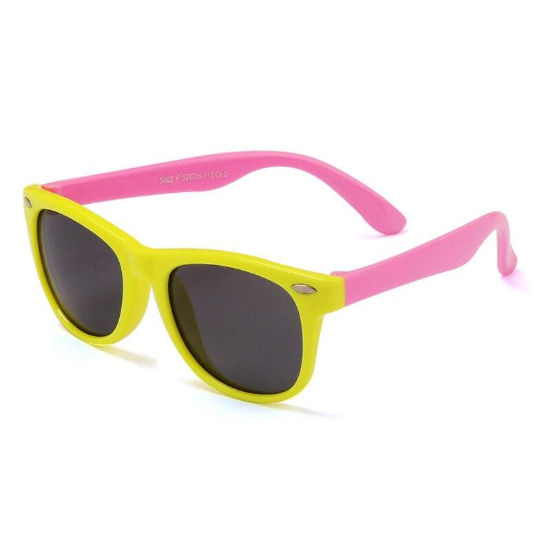 f003a2a26e Marco de goma nuevos niños TAC polarizado gafas de sol niños gafas de sol  para niñas niños gafas bebé gafas retro en Gafas de sol de Accesorios de  ropa en ...