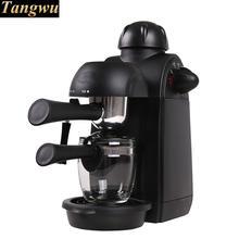 coffee maker USES small, semi-automatic semi – semiautomatic