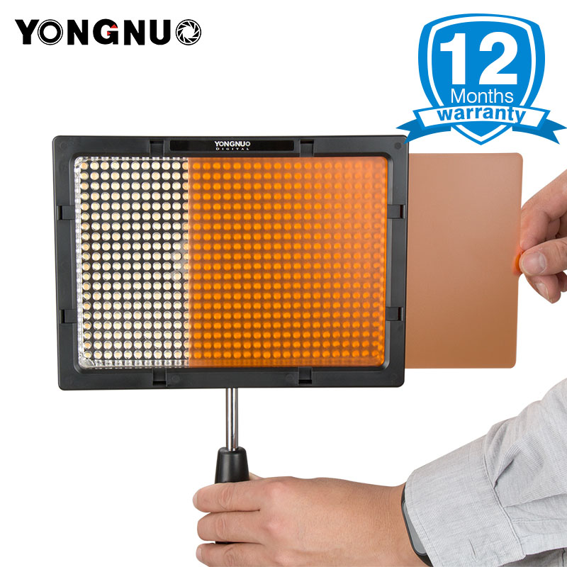 цена на Developed YONGNUO YN600s LED Camera Video Light Panel Memory Function 3200K-5500K for Canon Nikon Pentax Olympas DSLR Camcorder