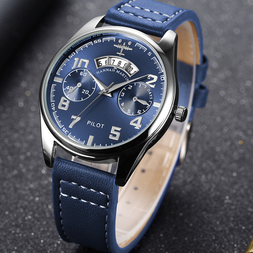 Mens Watch Automatic 2018 WristWatch Men Watches Top Brand Luxury Famous Quartz Watch For Male Clock Relogio Masculino With Date famous brand fngeen role luxury mechanical watch men sport automatic watches self wind nylon strap wristwatch male clock sports
