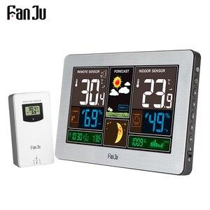 FanJu FJ3378 Wireless Weather