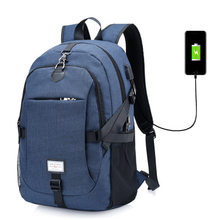 ZHIERNA School Bag Boy Backpack Package USB Convenient Charging Teenager Boy Girl Children Student Kids Child Book Bag Fashion(China)