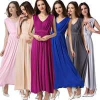 Émotion mamans fête vêtements de maternité robes de maternité soins infirmiers robe enceinte vêtements de grossesse pour femmes enceintes Europe taille