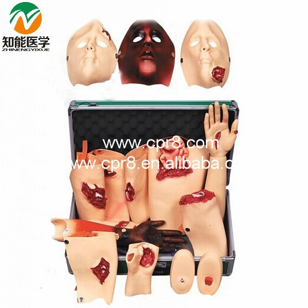 BIX-J90 Medical Evaluation Model Senior Trauma Module advanced trauma accessories care model evaluation module bix j90 w086