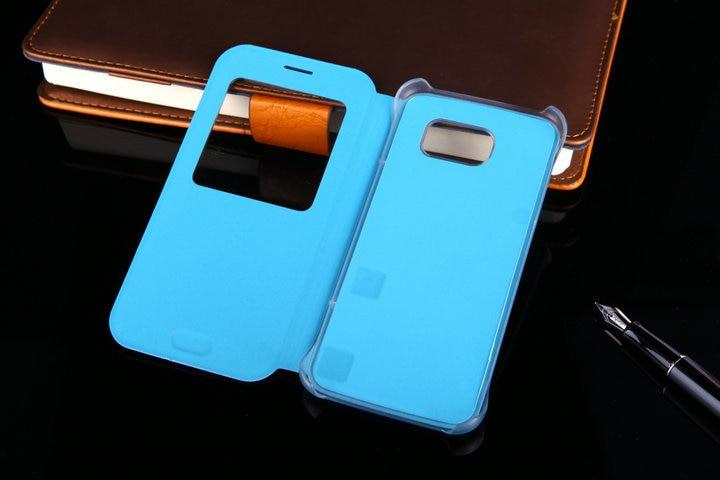Flip Cover με παράθυρο προβολής Θήκη - Ανταλλακτικά και αξεσουάρ κινητών τηλεφώνων - Φωτογραφία 2