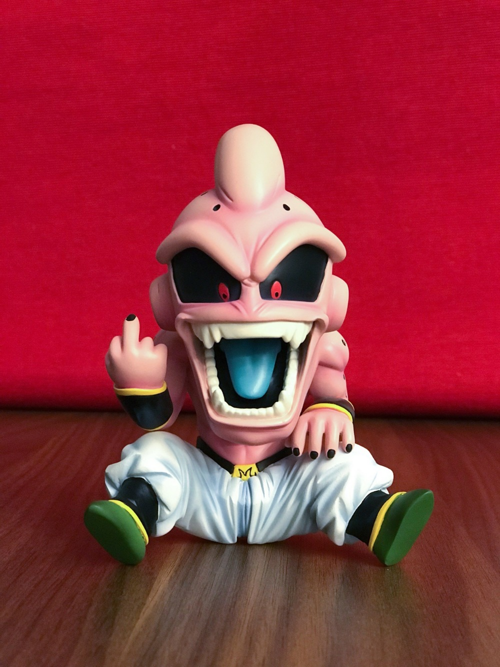 13 cm Dragon Ball Z Majin Buu Majin Boo figura de acción PVC juguetes colección muñeca anime modelo de dibujos animados