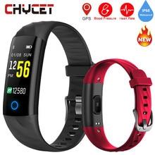 Sensible Wristband GPS Tracker IP68 Waterproof Health Bracelet Blood Strain Measurement Watch Males Health Tracker Band