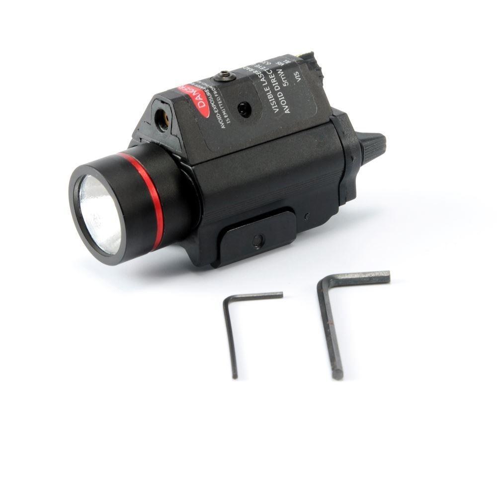 vermelho vista para rifle scope se encaixa 20mm ferroviário