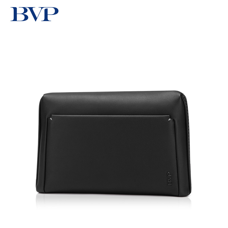 BVP Famous Brand High Quality Real Leather Men Clutch Wallets Black Business Male Handbag Genuine Leather Zipper Long Wallet J50 2016 famous brand new men business brown black clutch wallets bags male real leather high capacity long wallet purses handy bags