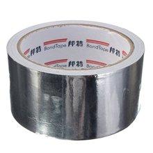 Бонд Клейкие ленты Алюминий клей Клейкие ленты нагреватель ремонт линии, 48 мм x 17 м