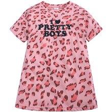 Baby Girl Dresses Summer Cute Cotton Striped Dresses Baby Girls Letter Print Clothing Dress For 0-5Y Kids Holiday Party Dress цена в Москве и Питере