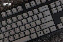Японский pbt колпачки сублимации вишня высота профиль для DIY Механическая игровая клавиатура