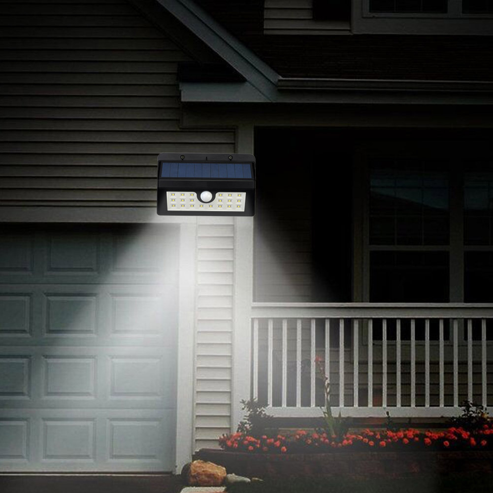 20 LED Solar Powered Motion Sensor Light Outdoor Solar Led Flood Lights Spotlights Garden Patio Pathway Lamps Emergency Lighting outdoor lighting solar powered panel led floor lamps deck light 3 led underground light garden pathway spot lights