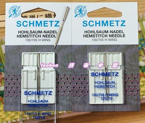 Schmetz Hemstitch//Wing Machine Needles