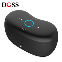 DOSS Touch Control Speaker Bluetooth Portable Wireless Speaker Stereo with Bass and Built in Mic Hands free For Phone Laptop