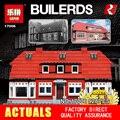 2017 Nueva Lepin 17006 928 unids ole lirk's house Building Blocks Juguetes de Los Ladrillos 4000007