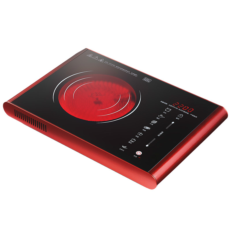 Hot Plates  electric ceramic oven is very thin in the home desktop intelligent explosion - fired static light wave furnace NEW