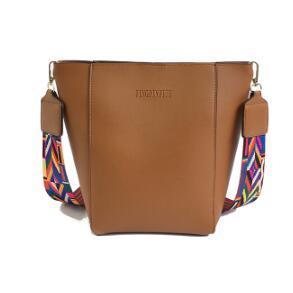 Women's Soft Leather Handbag High Quality Women Shoulder Bag Luxury Brand Tassel Bucket Bag Fashion Women's Handbags