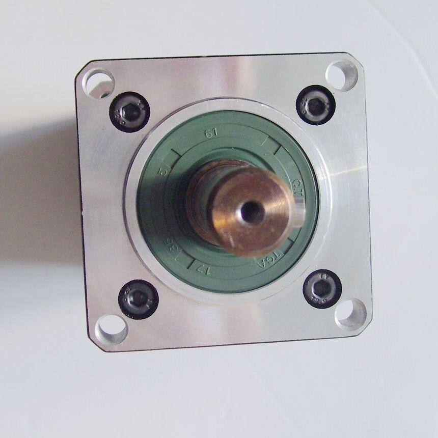 NEMA 23 rapport de boîte de vitesses planétaire 10:1 planète boîte de vitesses Nema23 moteur pas à pas réducteur de vitesse - 2