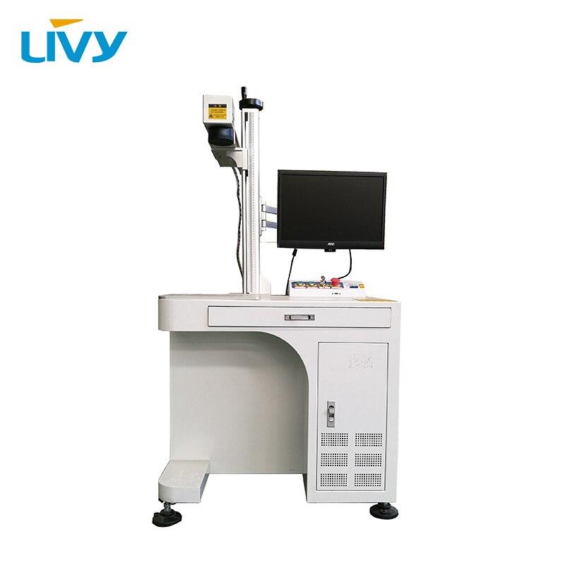 LIVY 20w Fiber Laser Engraving Machine For All Metal