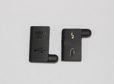 Repair Parts For Canon FOR EOS 1DS MARK III FOR EOS 1D MARK III 1D3 1DS3 USB Rubber Cover Cap New 1 3 lcd digital timer remote switch trigger for canon eos 1ds mark ii more 2 aaa