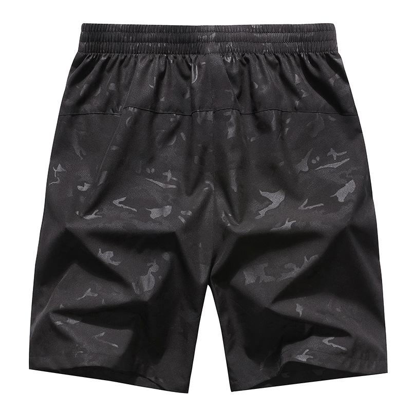AVAILABLE SIZE L-6XL 7XL 8XL 60-140KG FIT Waist 29-46 Inch 92% Polyester 2017 New Mens Camouflage shorts  1