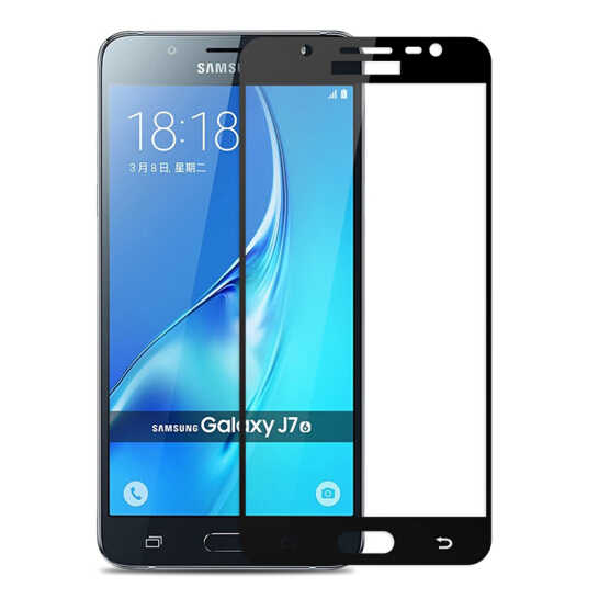 3D Full Cover Tempered Glass For Samsung J7 J701 MAX CORE PLUS NXT glass Screen Protector