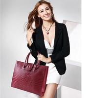 Hot Sales High Quality Fashion Leather Handbag Women S Commercial Women S Briefcase Handbag Large Capacity
