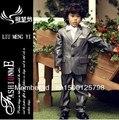 Высокая quailty свадьба наряд для мальчики для 2 - 14 возраст жестяная банка быть согласно требованиям клиента блейзеры костюмы