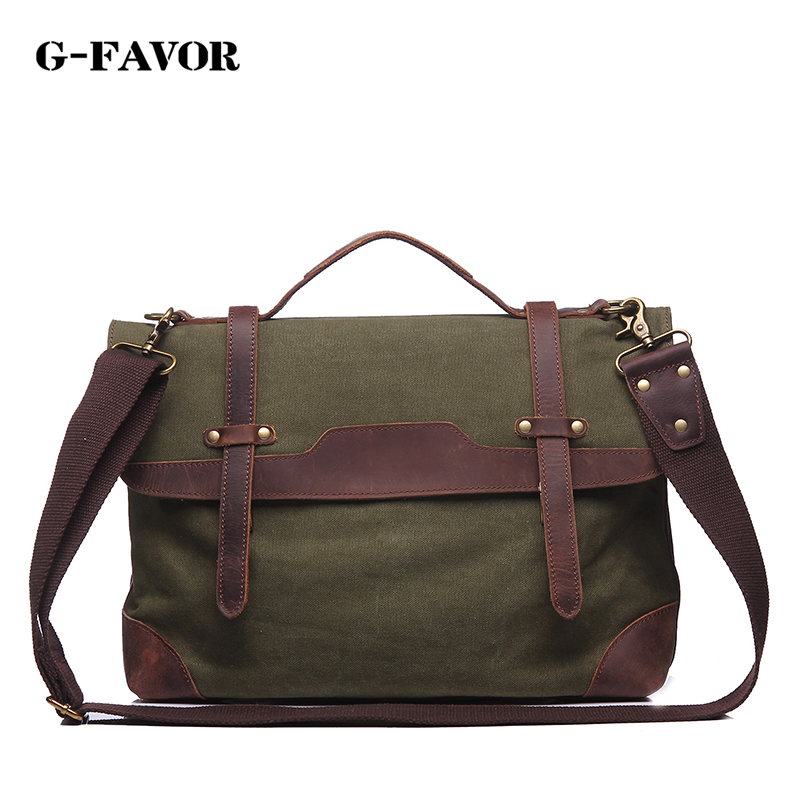 2016 New Arrival Fashion Canvas with Leather Men Messenger Bags Preppy Style School Bags Casual Black Shoulder Bag Vintage bolso 2016 new arrival brand unisex vintage preppy style canvas bags women backpack men school bag travel bags free shipping