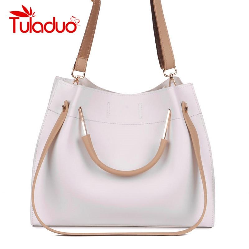 Fashion Composite Bags for Women 2018 Luxury Handbags Women Bags Designer Leather Handbag Large Capacity Tote Messenger Bags Sac все цены