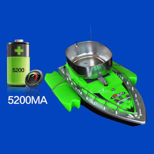 Mini RC Fishing Lure Bait Boat Finding Fish Wireless Remote Control Fish Finder Ship ED-shipping