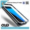 Горячие Продажи Нового Дизайна 3D стереоскопический Металлический каркас чехол для Samsung Galaxy S7 edge G9350 S6 S6 край край плюс бесплатная доставка