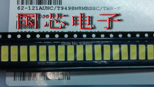 Retroiluminación LED EVERLIGHT 1W 7030 6V blanco frío 90 100LM aplicación de TV 62 121AUNC/T9498M8MBS8C/TR8 T