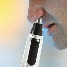 Nariz aparador pelos pelo аккуратные тример чистые удаление бритья бритвы нос