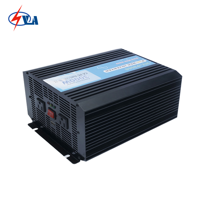 P3000-121 pure sine wave portable 3000w 12v inverter  12v dc to 110v ac gastrorag b30 hg