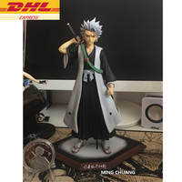 Statue BLEACH Hitsugaya Toushirou Bust Soul Society Full Length Portrait GK Action Figure Collectible Model Toy BOX D666