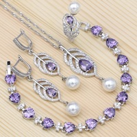 925-Silver-Jewelry-Set-For-Women-Party-Decoration-Purple-Cubic-Zirconia-White-Pearl-Bracelet-Necklace-Pendant.jpg_200x200