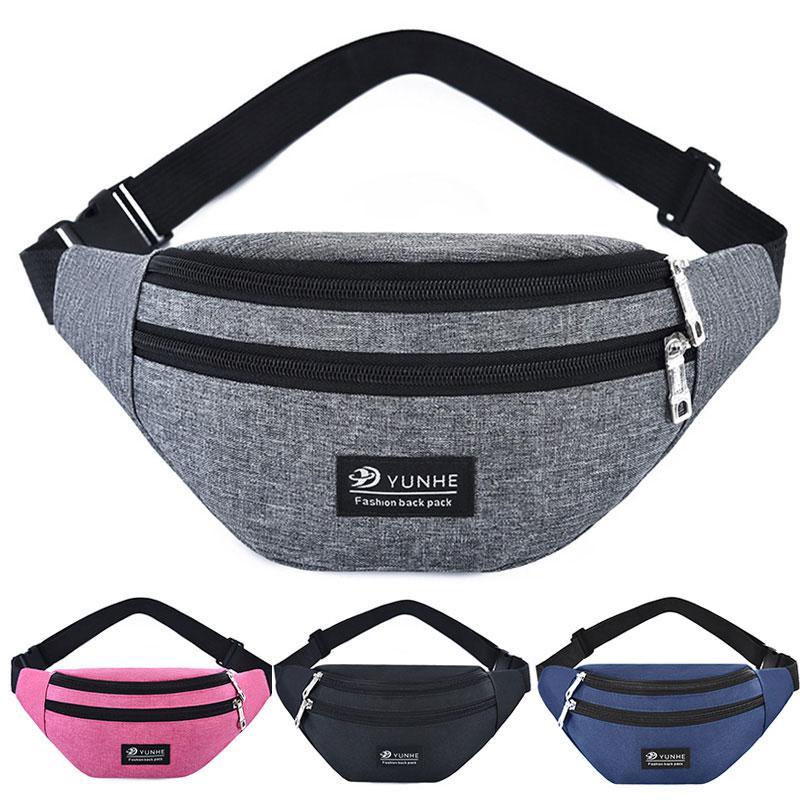 Hip Bag Women Fanny Pack Women's Waistband Banana Fashion Men Waist Bag Colorful Travel Bum Belt Bag Phone Zipper Pouch Packs